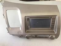 Штатная авто Dvd HondaCRV