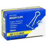 Биндеры для бумаги 19 мм BuroMax