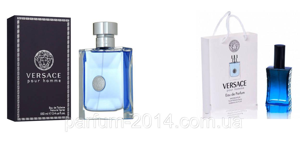 Versace Versace Pour Homme 100 Ml подарочный набор Versace Versace