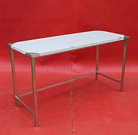 Стол производственный (без борта, без полки) 1500х600х850