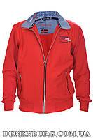 Костюм спортивный PAUL & SHARK 6730 (B6730) красный, фото 1