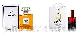 Chanel N° 5 100 ml + подарочный набор Chanel N° 5 50 ml (реплика)