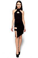 Женское платье Karree Текила черное