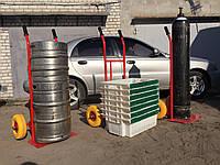 Универсальная тележка для перевозки грузов
