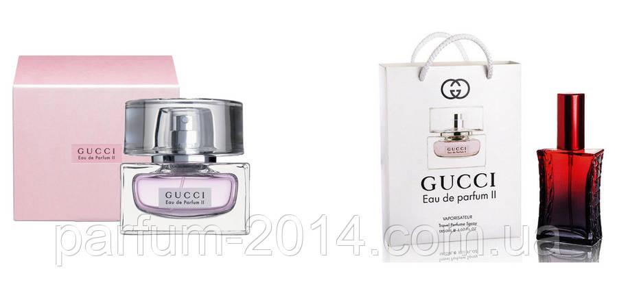 Gucci Eau de Parfum II 80 ml + подарочный набор Gucci Eau de Parfum II 50 ml  (реплика), фото 2