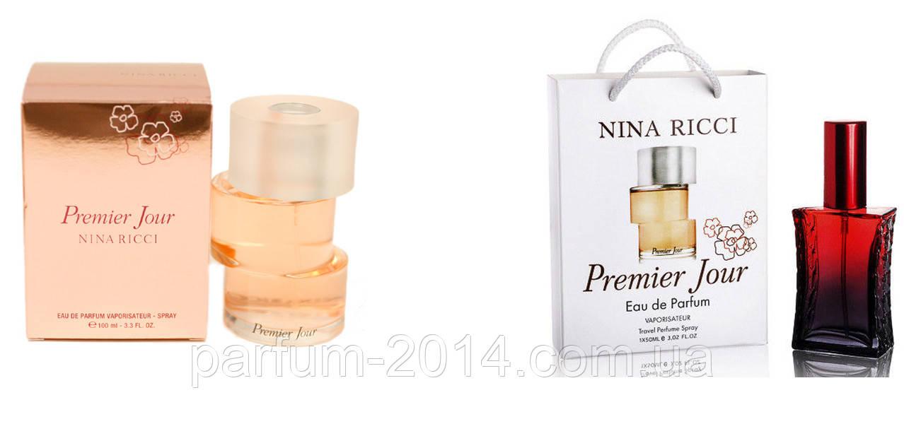 Nina Ricci Premier Jour 100 ml + подарочный набор Nina Ricci Premier Jour 50 ml  (реплика)