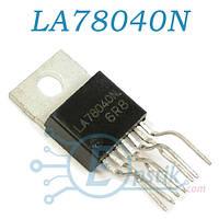 LA78040N, Драйвер кадровой развертки ТВ, TO220-7
