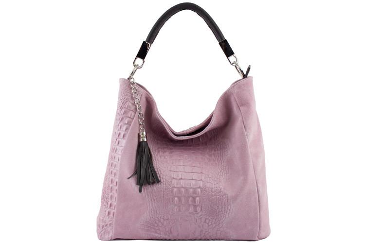 Женская сумка из натуральной кожи Мила