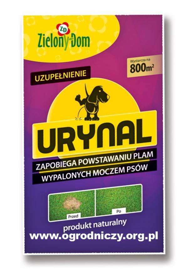 Urynal Засіб для газону від плям Zielony Dom 16г /