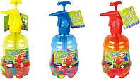 """Игра """"Водянные бомбочки"""" B124 шарики+ водяной насос, в бутылке см"""