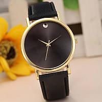 Наручные женские часы черные