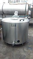 Охолоджувач молока 550л