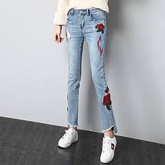 Недорогие женские джинсы и штаны оптом