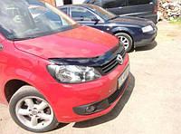 Дефлектор капота FLY Volkswagen Caddy 2010-