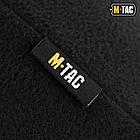 M-Tac шапка Watch Cap Elite флис Windblock 295 Black L, фото 4