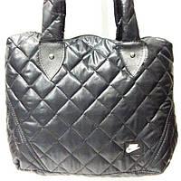 Стеганные сумки оптом Nike (син глянцевый)27*45