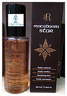 RR Line  Macadamia Star Флюид для волос с маслом макадамии и коллагеном,100мл