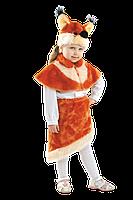 Маскарадный костюм меховой Белка (размер L)