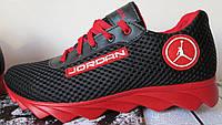 Jordan мужские кроссовки весна лето осень- кожа сетка обувь кросовки спорт, фото 1