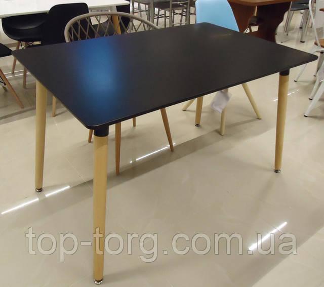стол Марко Дім DT-9017 Nolan прямоугольный черный