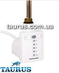Сенсорный ТЭН Cini QSX white MS квадратной формы: регулятор + таймер 2ч. + маскировка провода. Польша
