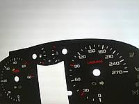 Шкалы приборов Renault Laguna 2, фото 1
