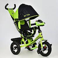 Велосипед трехколёсный Best Trike 7700B-5890, колеса резина