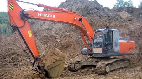 Запасные части для экскаваторов Hitachi