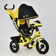 Велосипед трехколёсный Best Trike 7700B-6120, колеса резина