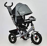 Велосипед трехколёсный Best Trike 7700B-6230, колеса резина