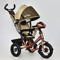 Велосипед трехколёсный Best Trike 7700B-6450, колеса резина