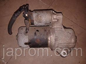 Стартер Nissan Micra K10 1982—1992г.в. АКПП 1.1 бензин