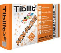Клейова суміш для пінополістиролу та мінеральної вати Tibilit ARM-Fix 333