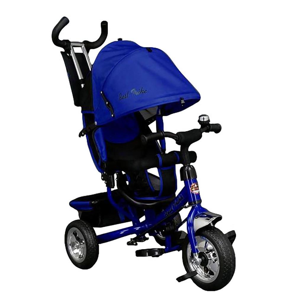 Bелосипед трехколесный  Best Trike 6588 (1) колеса пена  Синий 48036