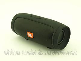 JBL Charge 3+ mini E4 6W, портативная колонка с Bluetooth FM MP3, black, фото 2