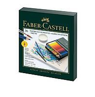 Набор акварельных карандашей Faber- Castell Albrecht Dürer 36 цветов в картонной коробке, 117538