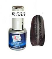 Blaze Magnetic Gel Polish - Магнитный гель-лак, E533, 4 мл