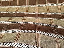 Коса коричнева оббивна тканина для меблів