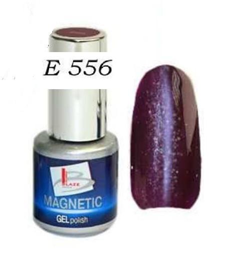 Blaze Magnetic Gel Polish - Магнитный гель-лак, E556, 4 мл