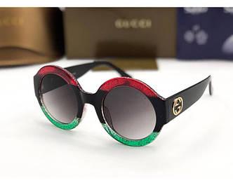 Женские солнцезащитные очки GUCCI (0052) SR-810