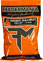 Прикормка пеллетная FEEDERMANIA Amino Halibut pellet 4mm, фото 1