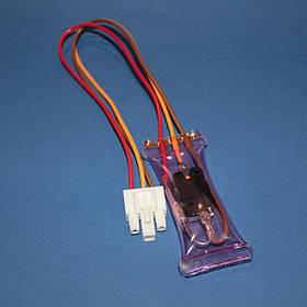 Датчик температуры холодильника No Frost KSD-2002 универсальный (с предохранителем)