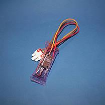 Датчик температуры холодильника No Frost KSD-2002 универсальный (с предохранителем), фото 2