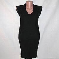 Жилет удлиненный темно-серый Calvin Klein XS-S