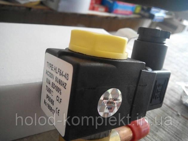 Катушка 220 V c разъемом, фото 2