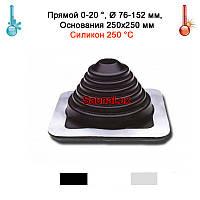 Мастер флеш SaunaLux ВП152 резина D76-152 Серый