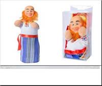 """Лялька-рукавиця """"ДІД"""" (пластизоль, тканина) В072 (шт.)"""