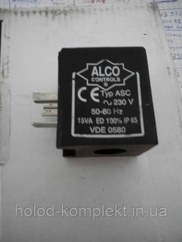Катушка к соленоидному вентилю Alco ASC 230 V / 50-60 Hz, фото 2