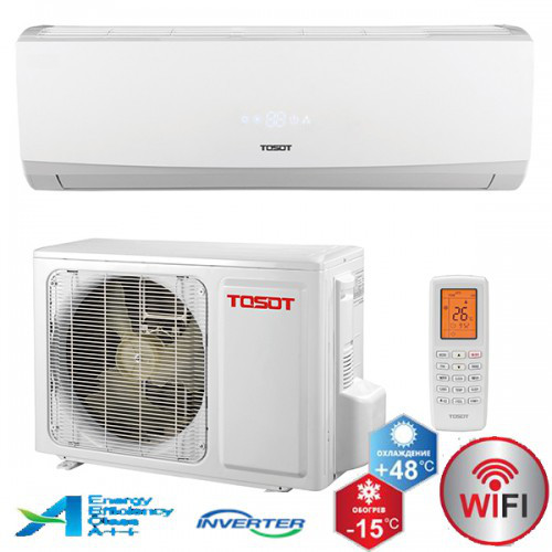 Кондиционер Tosot GS-09DW SMART Inverter WI-FI