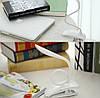 Лампа настільна акумуляторна LED на прищіпці, фото 6